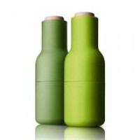Menu Bottle Mühle Set Greens 20cm - 2-er Set